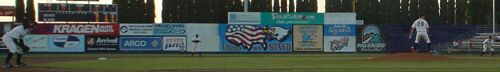 SAM LYNN BALLPARK - HOME OF THE BAKERSFIELD BLAZE, CLASS A AFFILIATE OF THE TAMPA BAY DEVIL RAYS